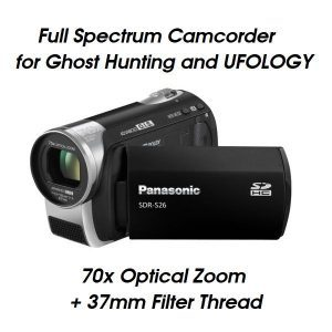 GHOST HUNTING BIGFOOT NIGHTVISION CAMCORDER