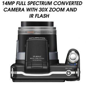 full spectrum ghost hunting cam