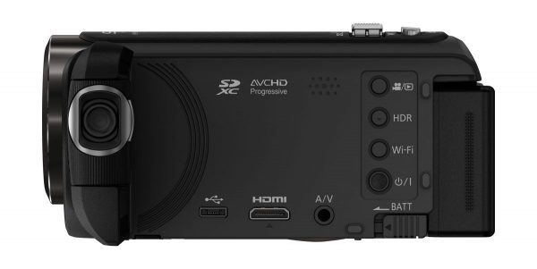 twin lens ghost hunting camcorder