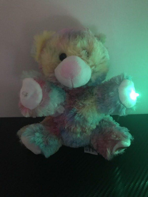 e-filed static ghost hunting bear