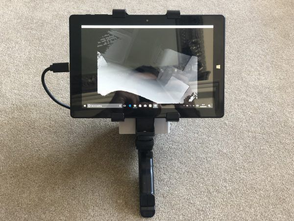 cheap v2 mobile kinect ghost hunting tablet stickman sls faast