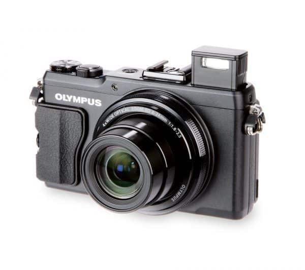 Olympus Full Spectrum Ir Infrared Converted Camera