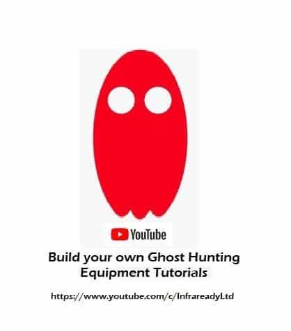DIY Build Your Own Ghost Hunting Equipment